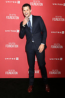 LOS ANGELES - NOV 9:  Max Carver at the SAG-AFTRA Foundation's Patron of the Artists Awards 2017 at Wallis Annenberg Center for the Performing Arts on November 9, 2017 in Beverly Hills, CA