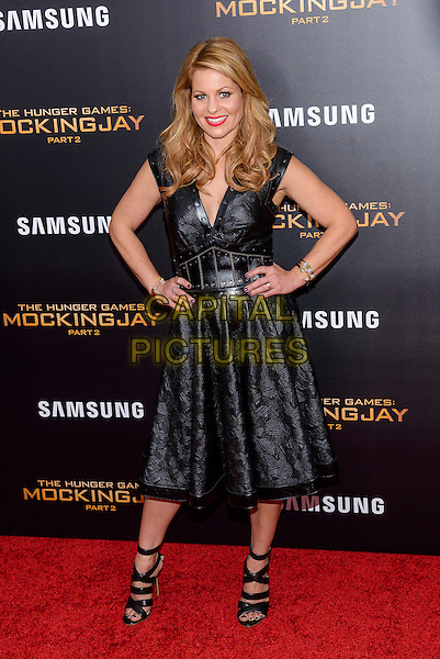 November 18 , 2015 - New York, NY -  Candace Cameron at the &quot;Hunger Games: Mockingjay pt 2&quot; Special Screening. <br /> CAP/ADM/MSA<br /> &copy;MSA/ADM/Capital Pictures