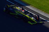 Verizon IndyCar Series<br /> Indianapolis 500 Practice<br /> Indianapolis Motor Speedway, Indianapolis, IN USA<br /> Monday 15 May 2017<br /> Charlie Kimball, Chip Ganassi Racing Teams Honda<br /> World Copyright: F. Peirce Williams