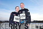 Ailish Hughes, and David Hughes at the Valentines 10 mile road race in Tralee on Saturday.