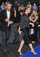 Alasdhair Willis and Stella McCartney at the &quot;The Beatles Eight Days A Week: The Touring Years&quot; world film premiere, Odeon Leicester Square cinema, Leicester Square, London, England, UK, on Thursday 15 September 2016.<br /> CAP/CAN<br /> &copy;CAN/Capital Pictures /MediaPunch ***NORTH AND SOUTH AMERICAS ONLY***