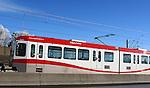 LRT, LIGHT RAIL TRANSIT. CALGARY, ALBERTA, CANADA