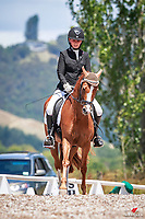 NZL-Alison Addis rides Whistledown Kristopha during the Level 5C - Fibrefresh Super 5. 2018 North Island Dressage and Para Equestrian Championships. Clevedon Showgrounds. Auckland. Saturday 20 January. Copyright Photo: Libby Law Photography