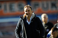 Sheffield Wednesday v Cardiff .Sky Bet Championship ....... a happy Wednesday manger Carlos Carvalhal