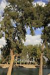 Israel, Beth Shean valley. Ein Moda (Moda spring)