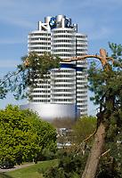 DEU, Deutschland, Bayern, Oberbayern, Muenchen: BMW-Gebaeude | DEU, Germany, Bavaria, Upper Bavaria, Munich: BMW building