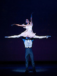"English National Ballet. ""Who Cares?"" Choreographer: George Balanchine."