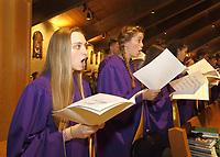 Guerin Catholic Baccalaureate Mass 5-30-19