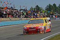 6-8 August, 2010, Watkins Glen, New York USA.Marcos Ambrose (#47).©2010 F.Peirce Williams, USA.