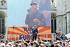 Pro EU Rally <br /> Parliament Square, Westminster, London, Great Britain <br /> 2nd July 2016 <br /> <br /> Sir Bob Geldof <br /> speaks <br /> <br /> Photograph by Elliott Franks <br /> Image licensed to Elliott Franks Photography Services