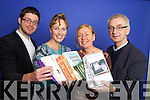 Pictured at the launch of Kerry's Eye Short Story Competition were: Writer in Residence Noel O'Regan, Kerry Arts Officer, Kate Kennelly, Breda Joy and Editor Colin Lacey.