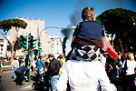 Game Over Rome - Il giorno della Rabbia e della Follia Rome 15th October 2011<br />