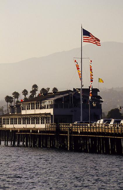 Venice pier Los Angeles, California, USA