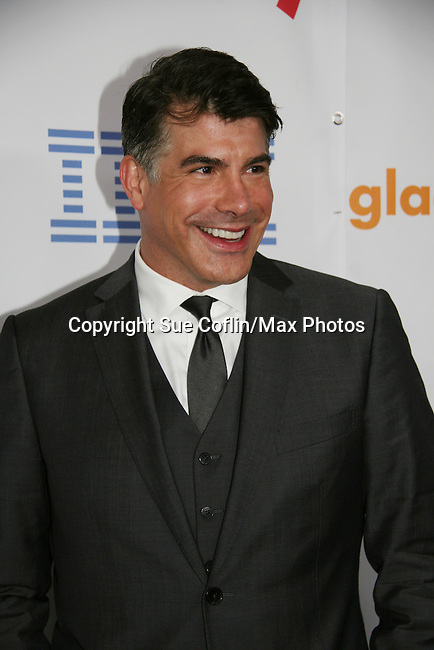 Brian Batt at the 21st Annual GLAAD Media Awards on March 13, 2010 at the New York Marriott Marquis, New York City, NY. (Photo by Sue Coflin/Max Photos)