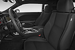 Front seat view of 2017 Dodge Challenger SXT 2 Door Coupe Front Seat  car photos