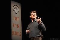 SVP Fast Pitch Seattle at Benaroya Hall in Seattle, WA on November 13, 2013.  (photo Karen Ducey/ KarenDucey.com)