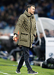FC Barcelona's coach Luis Enrique Martinez during La Liga match. April 9,2016. (ALTERPHOTOS/Acero)