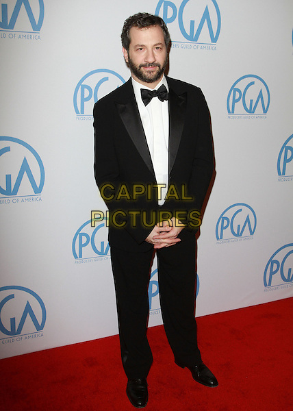 JUDD APATOW .22nd Annual Producers Guild Awards held At The Beverly Hilton Hotel, Beverly Hills, CA, USA, 22nd January 2011..full length  bow tie black tuxedo .CAP/ADM/KB.©Kevan Brooks/AdMedia/Capital Pictures.