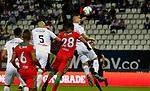 Once Caldas igualó 2-2 ante Patriotas. Fecha 7 Liga Águila II-2019.