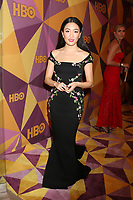 LOS ANGELES - JAN 7:  Constance Wu at the HBO Post Golden Globe Party 2018 at Beverly Hilton Hotel on January 7, 2018 in Beverly Hills, CA