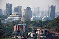 Chongqing Skylines