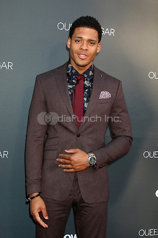 BURBANK, CA - AUGUST 29: Deric Augustine<br />