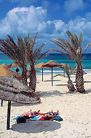 Tunisia, Djerba: beach