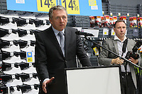 Oberbürgermeister Dr. Peter Kurz