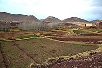 Culture in the Atlas mountain