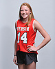Ana Sherwood of Pierson-Bridgehampton poses for a portrait during the Newsday 2015 varsity field hockey season preview photo shoot at company headquarters on Monday, September 14, 2015