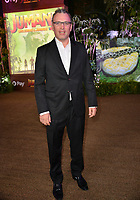 Henry Jackman at the Los Angeles premiere of &quot;Jumanji: Welcome To the Jungle&quot; at the TCL Chinese Theatre, Hollywood, USA 11 Dec. 2017<br /> Picture: Paul Smith/Featureflash/SilverHub 0208 004 5359 sales@silverhubmedia.com