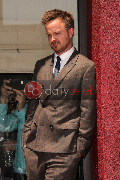 Aaron Paul<br />