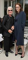 Betty Jackson and Caroline Rush