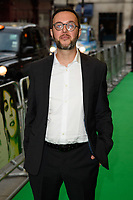 "Director Steve Loveridge<br /> at the ""MATANGI / MAYA / M.I.A."" premiere, Curzon Mayfair, London<br /> <br /> ©Ash Knotek  D3432  19/09/2018"