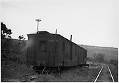 Outfit box cars #01789 and #01885 on siding near Dallas Divide.<br /> RGS  Dallas Divide, CO  Taken by Peyton, Ernie S. - 9/1946