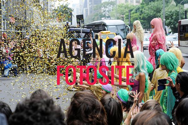 Sao Paulo, Brasil - 30/10/2013 - Desfile de FH durante o SPFW  - Inverno 2014. Foto : Marcelo Soubhia/ FOTOSITE