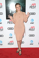 12 November 2017 - Hollywood, California - Stephanie Beard. &quot;The Disaster Artist&quot; AFI FEST 2017 Screening held at TCL Chinese Theatre. <br /> CAP/ADM/FS<br /> &copy;FS/ADM/Capital Pictures