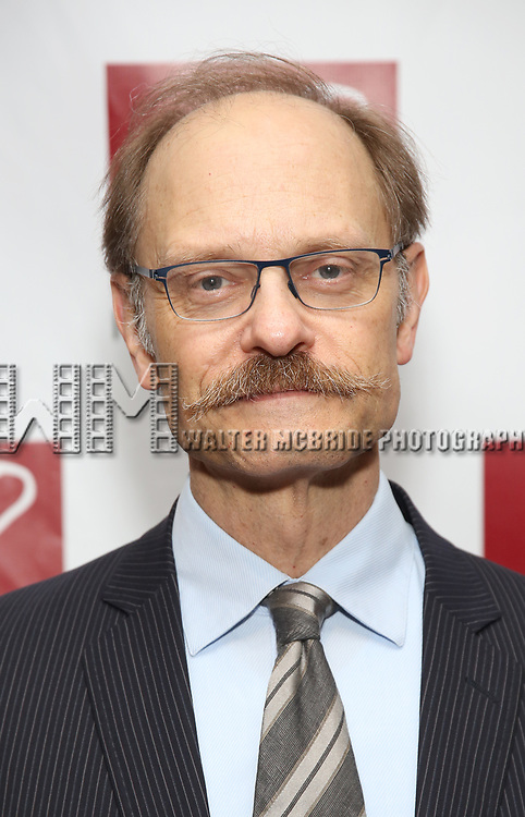 David Hyde Pierce attends The New Dramatists' 68th Annual Spring Luncheon at the Marriott Marquis on May 16, 2017 in New York City.