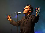 Deacon Blue live at the new theatre Oxford on their 25th Anniversary tour Picture By: Brian Jordan / Retna Pictures.. ..-..