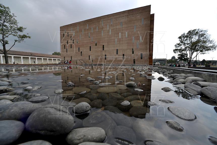BOGOTÁ-COLOMBIA. Centro de Memoria Paz y reconciliación ubicado en el centro de Bogotá, Colombia.<br /> Center of Memory Peace and Reconciliation located in downtown of Bogota, Colombia Photo: VizzorImage/STR