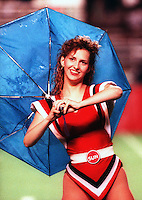 Ottawa Rough Rider Cheerleaders 1991. Photo F. Scott Grant