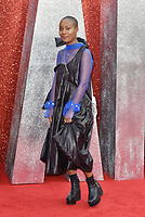 LAURA MVULA<br /> &quot;Ocean's 8&quot; European fflm premiere in Leicester Square, London, England on June 13, 2018<br /> CAP/Phil Loftus<br /> &copy;Phil Loftus/Capital Pictures /MediaPunch ***NORTH AND SOUTH AMERICAS ONLY***