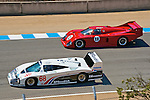 Laguna Seca Historic Auto Races