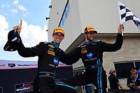 #10 WAYNE TAYLOR RACING (USA) CORVETTE DP JORDAN TAYLOR (USA) RICKY TAYLOR (USA) WINNER CLASS DP