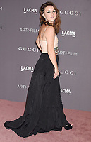 LOS ANGELES, CA - NOVEMBER 04: Actor Billie Lourd attends the 2017 LACMA Art + Film Gala Honoring Mark Bradford and George Lucas presented by Gucci at LACMA on November 4, 2017 in Los Angeles, California.<br /> CAP/ROT/TM<br /> &copy;TM/ROT/Capital Pictures