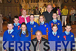 Students from Kilmurry NS, Cordal who received their confirmation in St Stephens and Johns church Castleisland on Monday