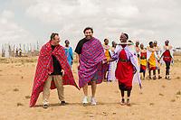 Jean-Denis Lejeune & Stéphane Pauwels - Mission humanitaire au Kenya - EXCLU