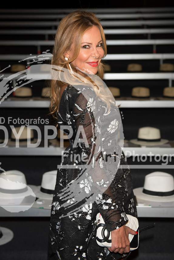 Socialite Ana Garcia Obregon
