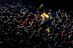 Spain's supporters during friendly match.June 3,2012.(ALTERPHOTOS/Acero)