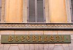 Exterior, Buccellati Store, Rome, Italy, Europe